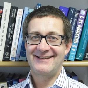 Professor Ian Dryden