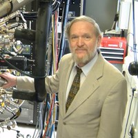 Professor Tom Foxon FRS