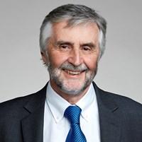 Professor Patrick Gill MBE FRS