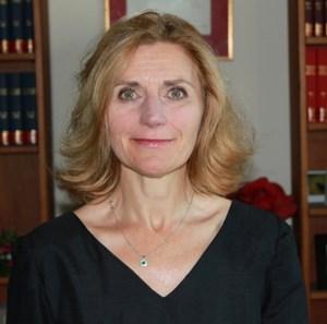 Lady Justice Anne Rafferty DBE