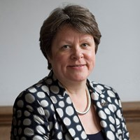 Professor the Baroness Brown of Cambridge (Julia King) Julia King DBE FREng FRS