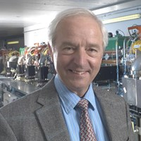 Professor Gerhard Materlik CBE FRS