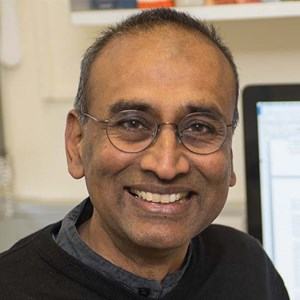 Dr Venki Ramakrishnan PRS