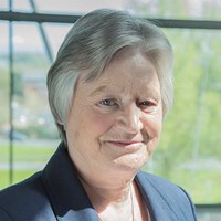 Professor Dame Julia Slingo DBE FRS
