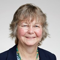Professor Alison Smith OBE FRS