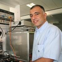 Professor Christofer Toumazou FREng FRS